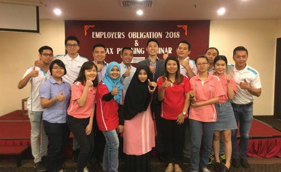 Employer Obligations & Tax-Planning, 分享雇主的义务和税务策划的知识